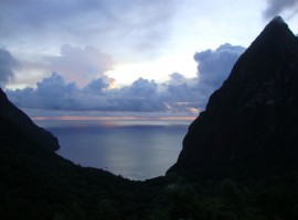 ladera sunset